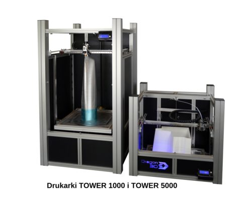 TOWER 1000 i TOWER 500